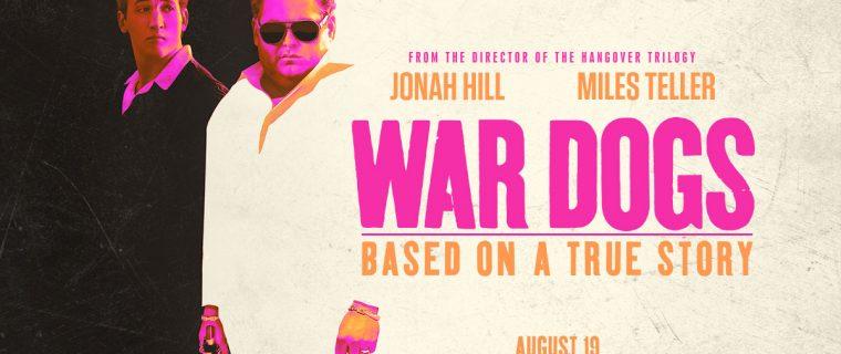 Týpci a zbraně / War Dogs (2016)(CZ/EN)[720pHD]