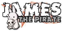 JAMES the Pirate