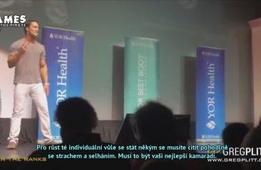 Greg Plitt – Pravý Potenciál [Cz – Titulky]