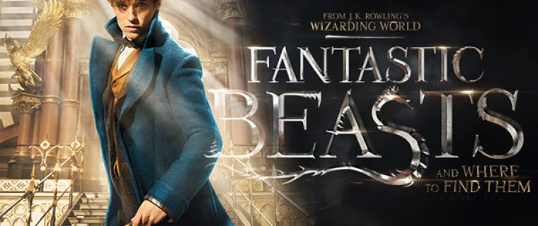Fantastic Beasts and Where to Find Them 2016 720p Evo