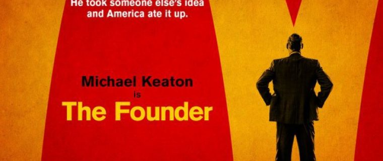 Zakladatel / The Founder (2016)[DVDScr]