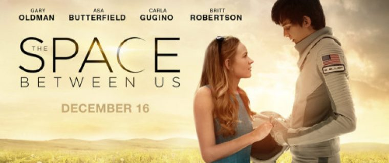 The Space Between Us 2017 HC HDRip