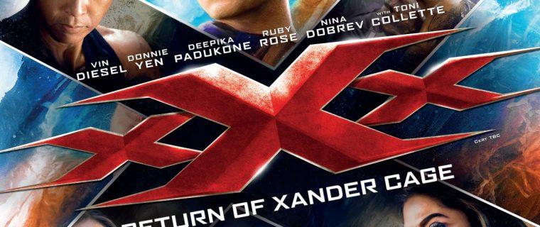 xXx: Návrat Xandera Cage / The Return of Xander Cage (2017)[WebRip][720pLQ]