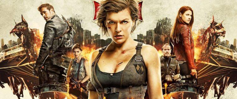 Resident Evil: Poslední kapitola / Resident Evil 6: The Final Chapter (2016)[WebRip]
