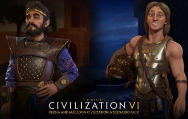 Civilization VI – Persia and Macedon Civilization