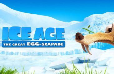 Doba ledová: Velikonoční překvapení / Ice Age: The Great Egg-Scape (2016)(CZ/SK/EN)