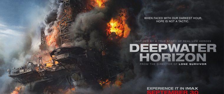 Deepwater Horizon: Moře v plamenech / Deepwater Horizon (2016)(CZ)