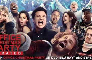 Pařba o Vánocích / Office Christmas Party (2016)(CZ)