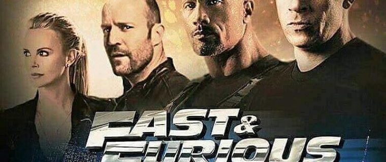 Rychle a zběsile 8 / The Fate of the Furious (2017)[TS]
