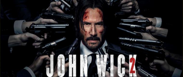 John Wick 2 / John Wick: Chapter Two (2017)[WebRip]