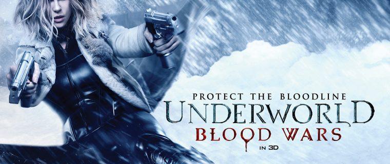 Underworld: Krvavé války / Underworld: Blood Wars (2016)(CZ)