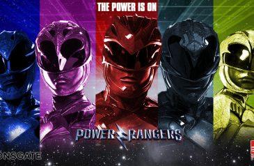 Power Rangers: Strážci vesmíru / Power Rangers (2017)[WebRip]