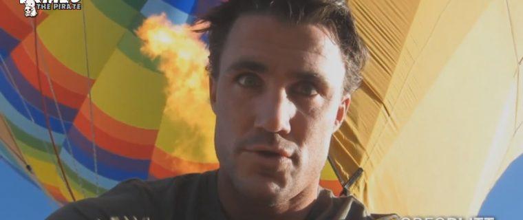 Greg Plitt – Let Balónem