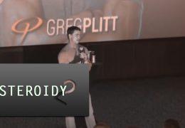 Greg Plitt – Steroidy 2 [Cz – Titulky]
